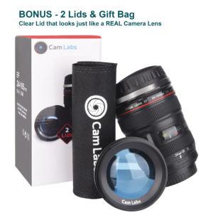 camera lens coffee mug 2